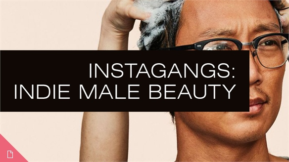 Instagangs: Indie Male Beauty