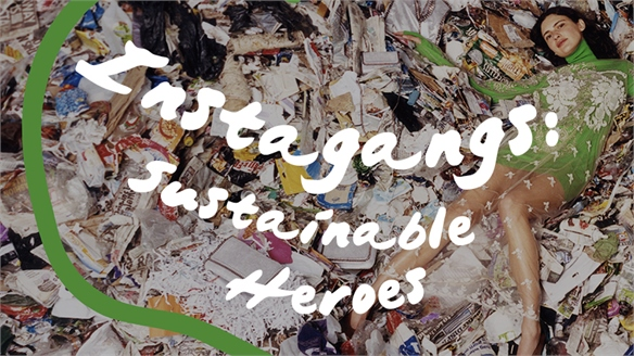 Instagangs: Sustainable Heroes