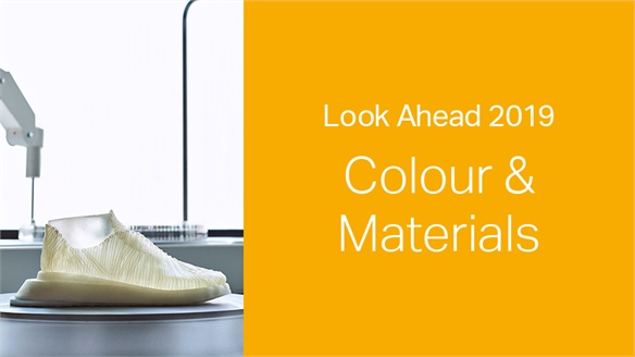 2019: Look Ahead - Colour & Materials