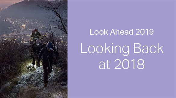 Looking Back at 2018...