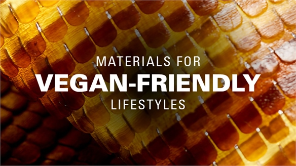 Materials for Vegan-Friendly Lifestyles