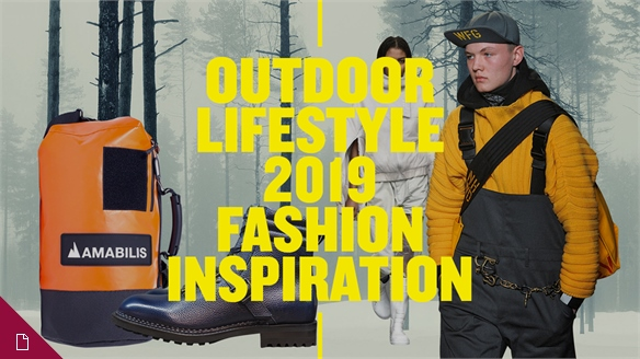 Outdoor Lifestyle 2019: Fashion Inspiration