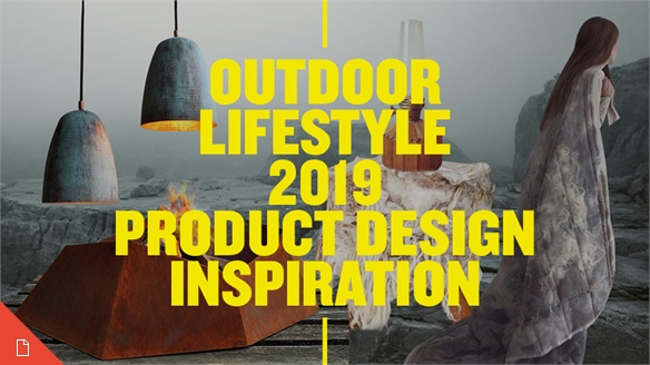 Outdoor Lifestyle 2019: Product Inspiration