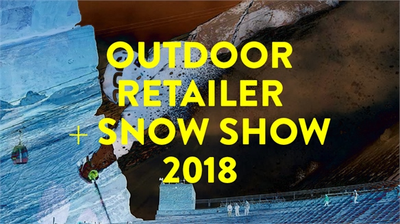 Outdoor Retailer & Snow Show 2018