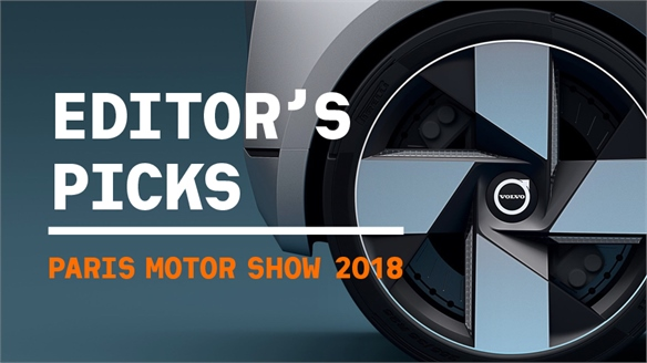 Paris Motor Show 2018: Editor's Picks