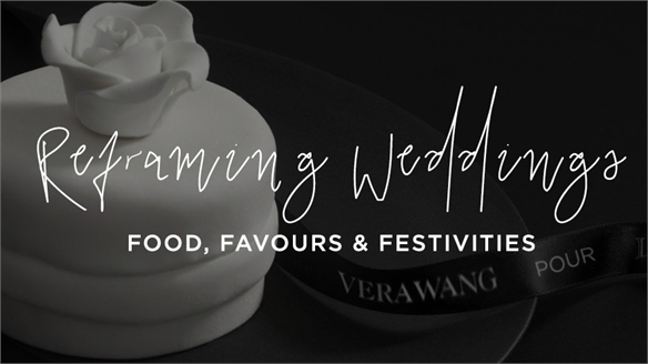 Reframing Weddings: Food, Favours & Festivities