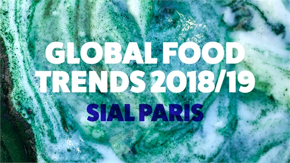 Global Food Trends 2018/19: SIAL Paris