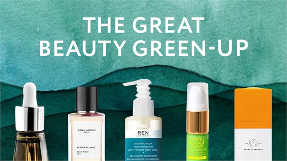 The Great Beauty Green-Up