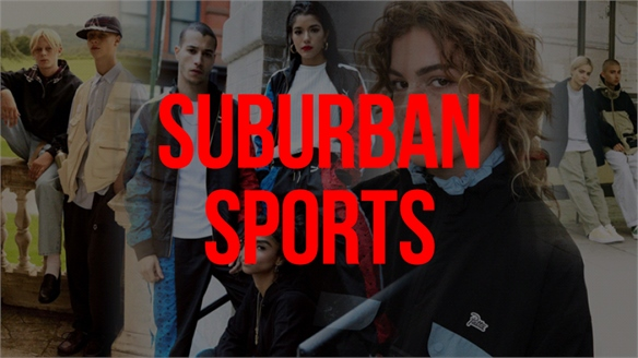 Youth Style Tribes: Suburban Sports