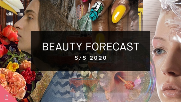 Beauty Forecast S/S 20