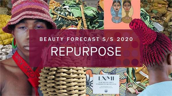 Beauty Forecast S/S 20: Repurpose