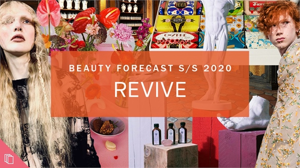 Beauty Forecast S/S 20: Revive