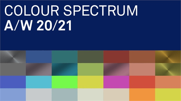 Colour Spectrum A/W 20/21