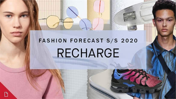 Fashion Forecast S/S 20: Recharge
