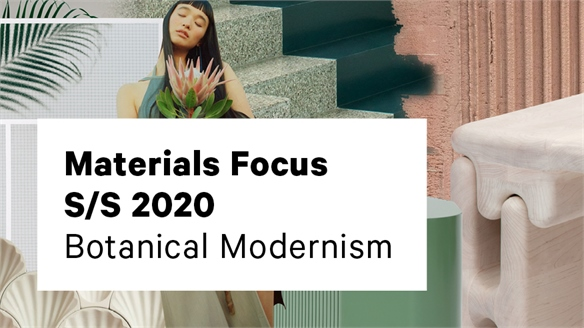 Botanical Modernism: Materials