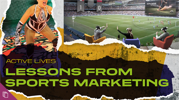 Lessons From Sports Marketing