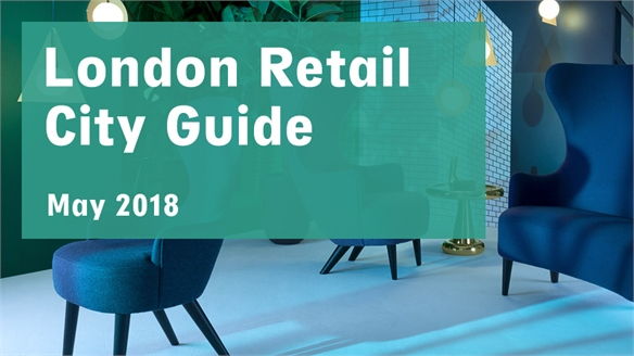 Retail City Guide: London, May 2018