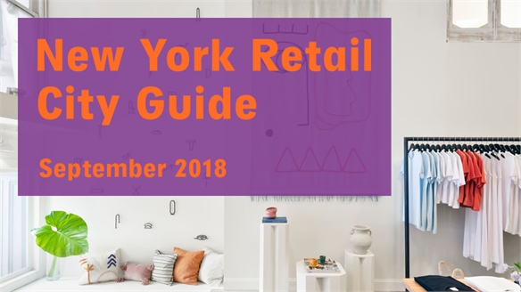 Retail City Guide: NYC, September 2018