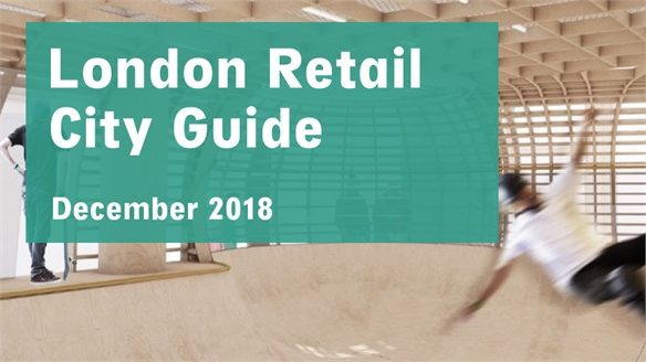 Retail City Guide: London, December 2018