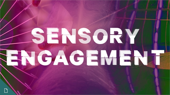 The Sensory Opportunity: Engagement