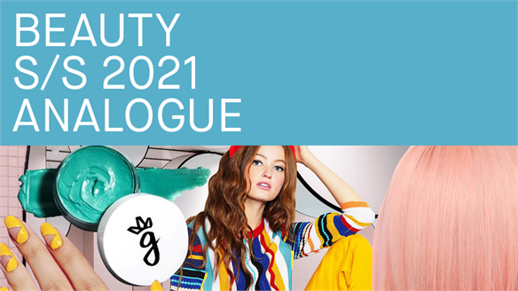 Beauty Directions S/S 21: Analogue