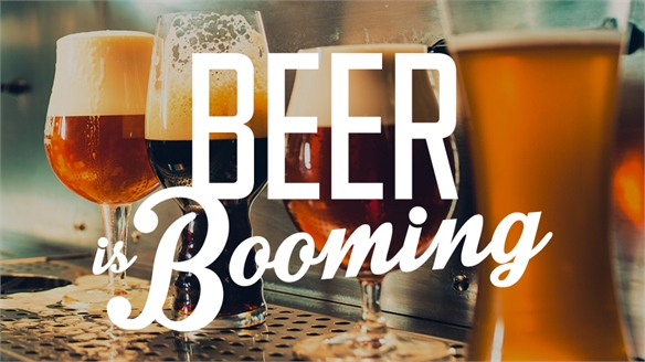 Beer Is Booming: Three Key Trends