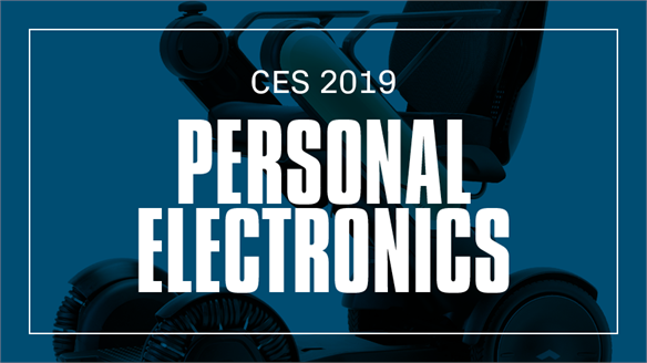 CES 2019: Personal Electronics