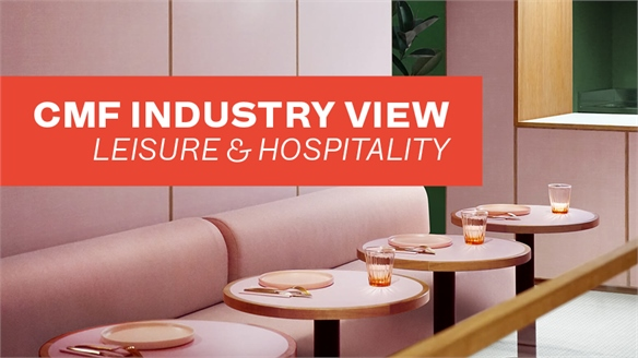 CMF Industry View: Leisure & Hospitality