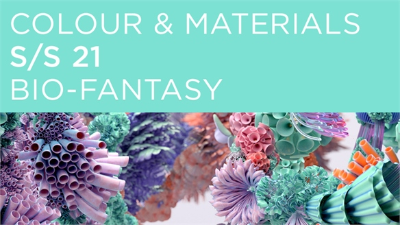 Colour & Materials: Bio-Fantasy