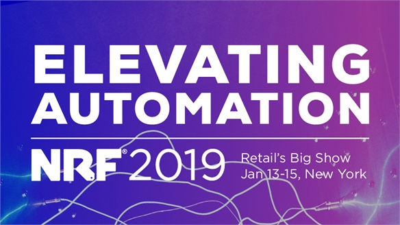 NRF 2019, Retail's Big Show: Elevating Automation