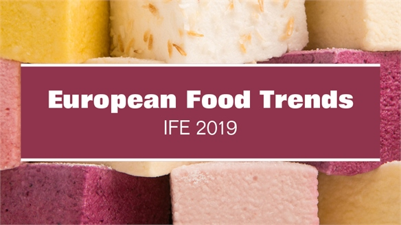 European Food Trends 2019: IFE