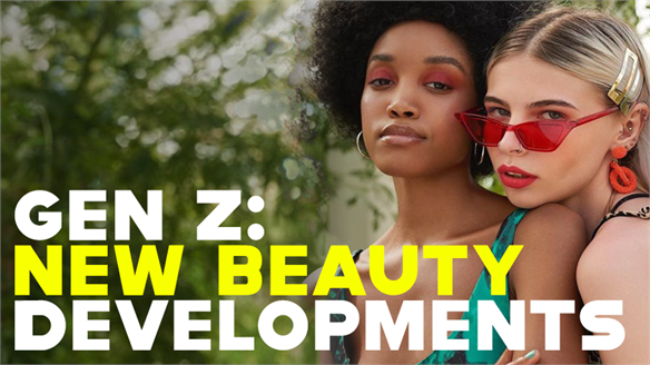 Gen Z: New Beauty Developments