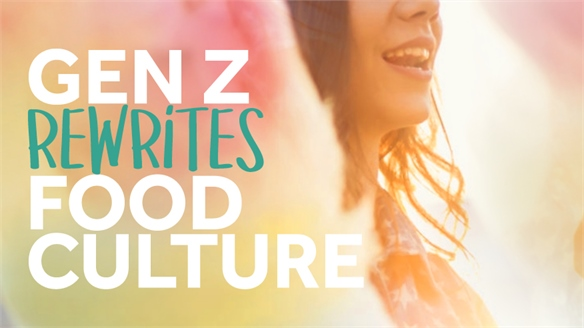 Gen Z Rewrites Food Culture