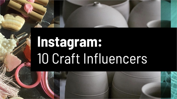 Instagram: 10 Craft Influencers