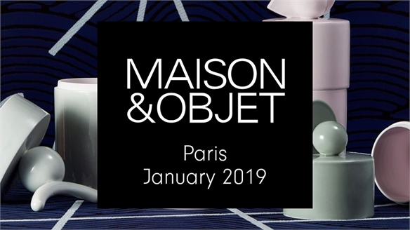 Maison & Objet Paris: January 2019