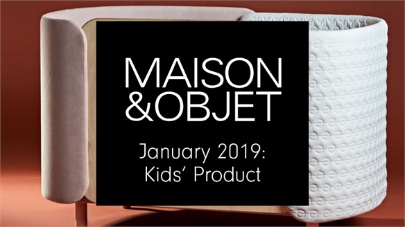 Maison & Objet Jan 2019: Kids' Product