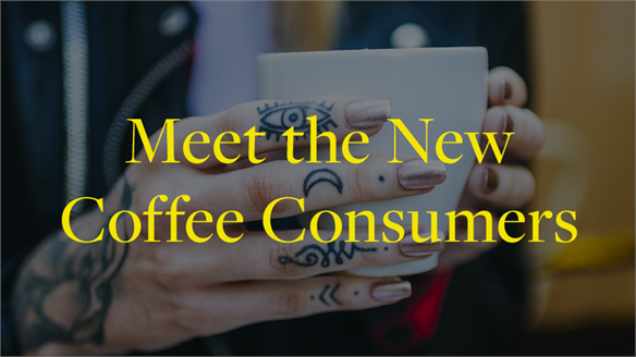 Meet the New Coffee Consumers