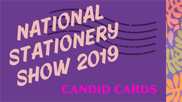 National Stationery Show 2019: Candid Cards