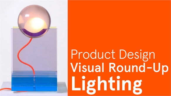 Visual Round-Up: Lighting