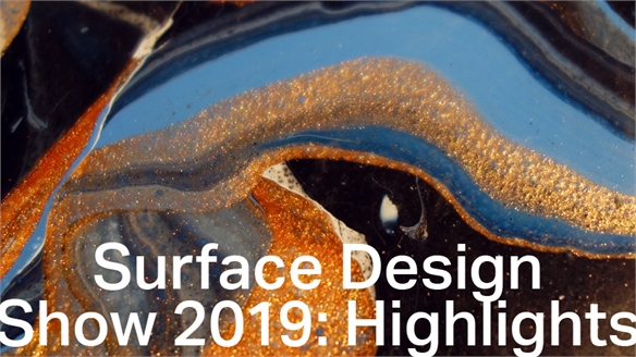 Surface Design Show 2019: Highlights