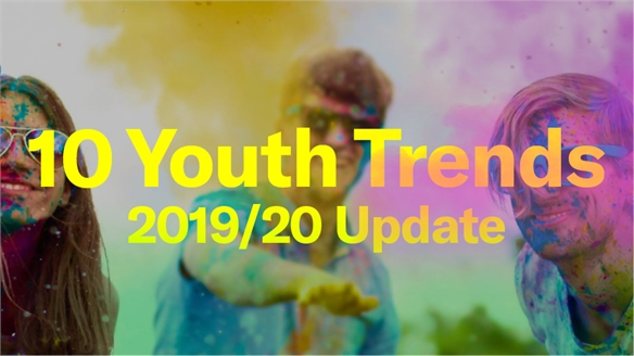 10 Youth Trends 2019/20 Update