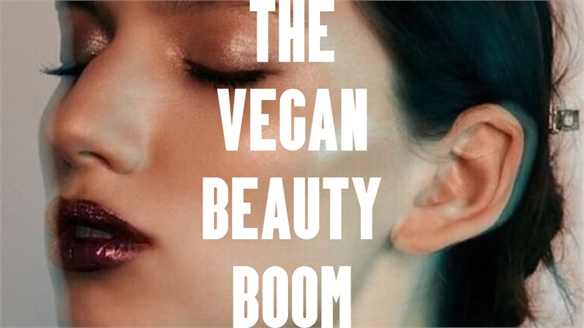 The Vegan Beauty Boom
