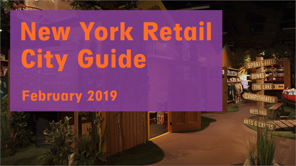 Retail City Guide: New York, February 2019