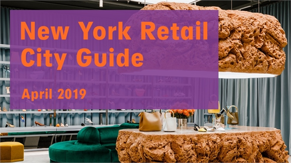 Retail City Guide: New York, April 2019