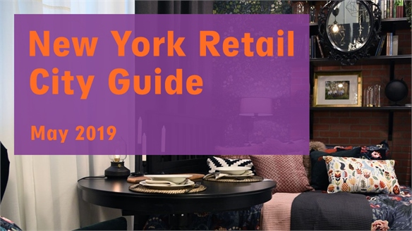 Retail City Guide: NYC, May 2019