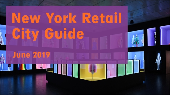 Retail City Guide: New York, June 2019