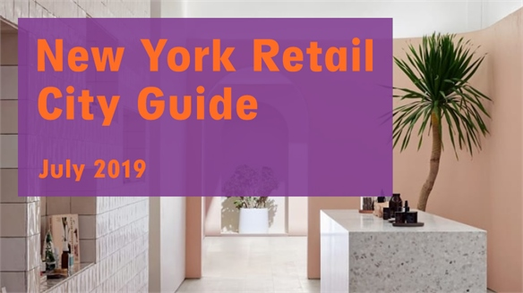 Retail City Guide: New York, July 2019