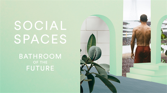 Bathroom of the Future: Social Spaces