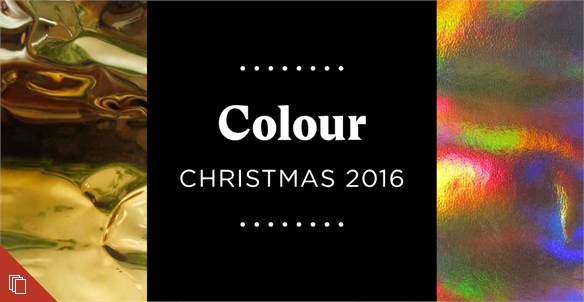 Colour Christmas 2016