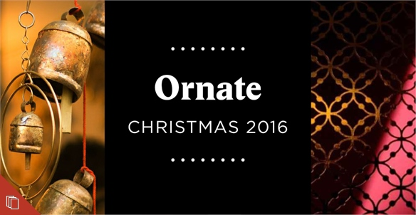 Ornate Christmas 2016